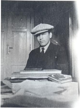 Axel Fridell